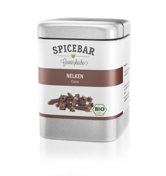 Spicebar Nelken, ganz - Bio