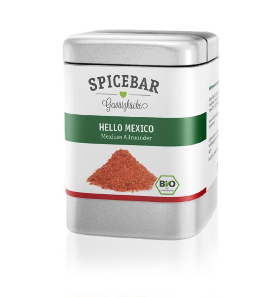 Spicebar Hello Mexico - Bio