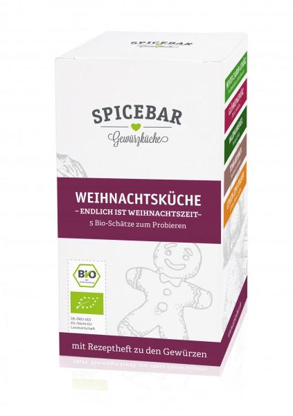 """Spicebar Gewürzset """"Weihnachtsküche"""" - Bio (Saison)"""